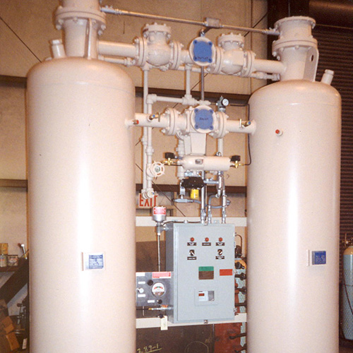 Heat Reactivated Air & Gas Dryers - Series EP